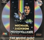 Moonwalker  Laser Disc (USA)