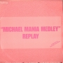 "Michael Mania Medley Commercial 12"" Single (UK)"