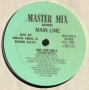 "Master Mix One And Only (Jackson Medley) (Mix By Began Cekric & Roger Kaye) Disco 12"" Single (USA)"