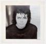 Man In The Mirror Lithograph Signed By Michael *To Howard* (1987)