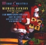 """Merry Christmas From Michael Jackson With J5 Commercial 7"""" Single (UK)"""