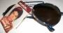 'Michael' Official  *Blue Child's Frame* Sunglasses By Bonneau (USA)