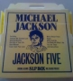 Michael And The Jackson Five Original Album 8LP Limited Box Set Incl.Colour Poster (USA)