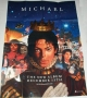 Michael CD Album Official Promo Folded Poster (Korea)