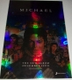 Michael CD Album Official Promo Hologram Poster (Hong Kong)