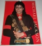 (1990) Michael Jackson Unofficial Calendar (Culture Shock) (UK)