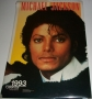 (1993) Michael Jackson Unofficial Calendar (Culture Shock) (UK)