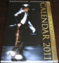 (2011) Michael Jackson Unofficial Calendar (ML Publishing) (UK)