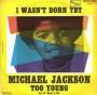 "I Wasn't Born Yet Commercial 7"" Single (Italy)"