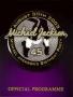 Michael Jackson 45th Birthday Official Program (USA)