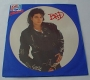 BAD Pepsi Promotional Picture Disk (Holland)