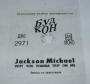 "Michael Jackson: Why You Wanna Trip On Me 7"" Flexi Disc (Russia)"