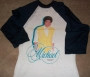 "Michael Jackson ""Yellow Vest"" Official White ""Baseball"" Style Shirt (USA)"