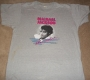 "Michael Jackson ""Thriller"" Official Gray T-shirt (USA)"