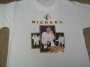 BAD Tour *MITM Live* Unofficial White T-Shirt (Spain)