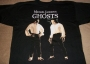 "Michael Jackson's Ghosts ""Two MJ Portraits"" Black T-Shirt (Europe)"
