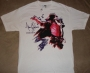 "Michael Jackson's This Is It ""MJ Splash"" White T-Shirt (USA)"