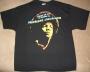 """Michael Jackson """"Ben Foil"""" Black Bravado T-Shirt (USA)"""
