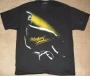 "Michael Jackson ""Classic Glow"" Black Bravado T-Shirt (USA)"