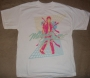 "Michael Jackson ""Beat It"" White Bravado T-Shirt (USA)"
