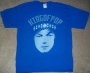 "Michael Jackson ""Crowning Glory"" Blue Bravado T-Shirt (USA)"