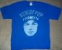 "Michael Jackson ""Crowning Glory"" Blue Bravado T-Shirt (USA)"