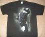 "Michael Jackson ""Black Smoke"" Black Bravado T-Shirt (USA)"