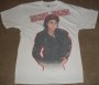 "Michael Jackson ""Bad Self"" White Bravado T-Shirt (USA)"