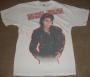 "Michael Jackson ""Bad Self"" White Bravado T-Shirt (USA)"