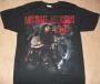 """Michael Jackson """"Bad Photo"""" Black Bravado T-Shirt (USA)"""