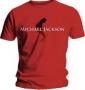 "Michael Jackson ""Toes Red"" Bravado T-Shirt (UK)"