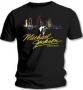 "Michael Jackson ""City Moonwalk"" Black Bravado T-Shirt (UK)"