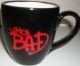 """Michael Jackson """"Who's Bad"""" Bravado Mug (USA)"""