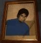 "Michael Jackson ""P.Y.T. Sleeve"" Bootleg Mirror (USA)"