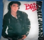 "Michael Jackson ""Bad"" (LP Cover) 12""x12"" Cushion (Europe)"