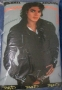 "Michael Jackson ""Bad"" (LP Cover) Pillow (Europe)"
