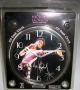 "Michael Jackson ""King Of Pop"" (Another Part Of Me Live '88) Official CD Desk Clock (USA)"