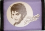 "Michael Jackson ""Thriller"" (LP Cover) Bootleg Nylon Wallet *Light Purple With Black* (USA)"