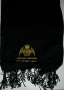 "Michael Jackson ""King of Pop"" Official Black Scarf (USA)"