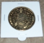 Michael Jackson Grevin Museum Gold Commemorative Coin (France)