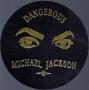 Michael Jackson Dangerous Premiere Party Drink Coaster (UK)