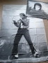 *King Of Pop* Official Bed Sheets+ 2 Pillow Cases (Germany)