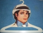 "Michael Jackson ""Smooth Criminal"" Clothes Hanger *White* (USA)"
