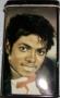 "Michael Jackson ""Billie Jean"" Metal Cigarette Box *Unofficial* (Europe)"