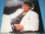 "Michael Jackson ""Thriller"" (LP Cover Portrait) Promo Display LP Flat (USA)"
