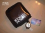 Michael Jackson Official Limited Edition Silver Watch W/ CD Case (Taiwan)