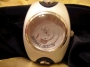 Michael Jackson Official Limited Edition White Watch In Black Velvet Case (Taiwan)