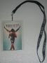 "Michael Jackson's ""This Is It"" DVD Promo Lanyard (USA)"