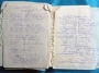 """Michael Jackson's notes on talking to """"Yetnikoff/CBS"""""""