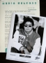 Michael Jackson First Artist With Four #1 Hits From One Album Press Release (USA)
